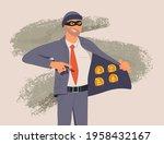 fraudster sells fake...   Shutterstock .eps vector #1958432167