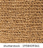 Small photo of Texture of Paper Yarn Crochet Raffia Knit for Bags, Clutches, Hats, Purses