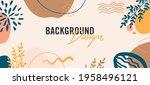 modern abstract elements set ...   Shutterstock .eps vector #1958496121