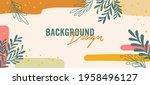 modern abstract elements set ...   Shutterstock .eps vector #1958496127