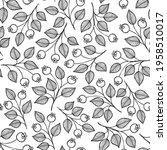 ink black and white monochrome... | Shutterstock .eps vector #1958510017