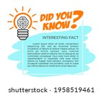 funny bubble for copying text.... | Shutterstock .eps vector #1958519461