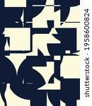 abstract grunge vector...   Shutterstock .eps vector #1958600824
