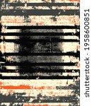 abstract grunge vector...   Shutterstock .eps vector #1958600851