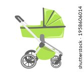 baby stroller transformer....   Shutterstock .eps vector #1958606014