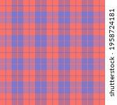 easter tartan plaid. scottish...   Shutterstock .eps vector #1958724181