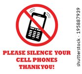 Please Silence Your Cell Phone...