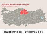 turkey economic geography map   ...   Shutterstock .eps vector #1958981554