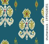 adras traditional fabric in...   Shutterstock .eps vector #1959028351