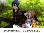 Sweet Couple Between Kirito And ...