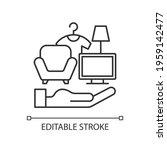 possessions insurance linear... | Shutterstock .eps vector #1959142477