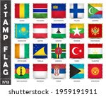 stamp with official country... | Shutterstock .eps vector #1959191911