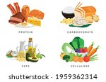 basic nutrition group for daily ...   Shutterstock .eps vector #1959362314