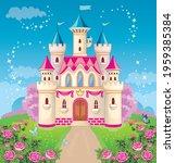 Fairy Tale Castle For Princess  ...