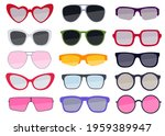 collection of colorful... | Shutterstock .eps vector #1959389947