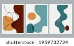 scandinavian design. modern art ... | Shutterstock .eps vector #1959732724