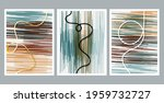 modern abstract painting.... | Shutterstock .eps vector #1959732727