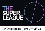 european super league. football ... | Shutterstock .eps vector #1959792421