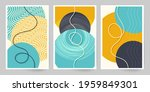 60s art canvas. set of...   Shutterstock .eps vector #1959849301
