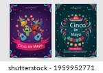cinco de mayo event flyer... | Shutterstock .eps vector #1959952771