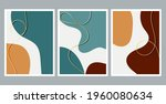 modern abstract painting.... | Shutterstock .eps vector #1960080634