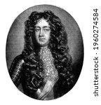 portrait of james scott  duke... | Shutterstock . vector #1960274584