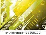 abstract design background | Shutterstock .eps vector #19605172