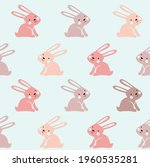 vector seamless background with ...   Shutterstock .eps vector #1960535281