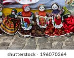 Dolls In Turkish Costumes In...