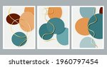 modern abstract painting.... | Shutterstock .eps vector #1960797454