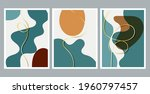 modern abstract painting.... | Shutterstock .eps vector #1960797457