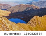 Striding Edge And Red Tarn ...