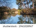 The Ornamental Lake ...