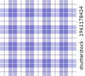 easter tartan plaid. scottish...   Shutterstock .eps vector #1961178424
