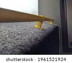 Interior And Details Of Old Bus ...