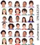 Photo Collage Of Children...