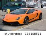 misano adriatico  rimini  italy ... | Shutterstock . vector #196168511
