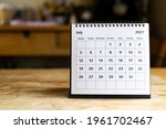 July 2021 Calendar   Month Page ...
