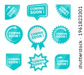coming soon promotion product... | Shutterstock .eps vector #1961823301