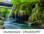 Bigar Waterfall  Cheile Nerei...