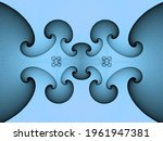 This Is Fractal Art That Shows...