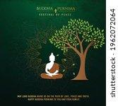 Illustration For Buddha Purnima ...