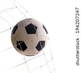 soccer ball | Shutterstock . vector #196207247