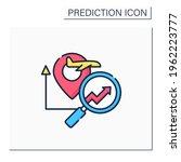 travel analytics predictive...   Shutterstock .eps vector #1962223777