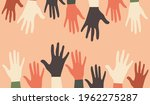 international youth day. voting ... | Shutterstock .eps vector #1962275287