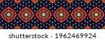 talavera pattern. azulejos... | Shutterstock .eps vector #1962469924