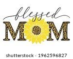 vector illustration of blessed... | Shutterstock .eps vector #1962596827