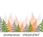 fern frond tropical leaves... | Shutterstock .eps vector #1962616567