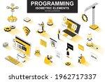 programming bundle of isometric ...