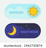 day and night mode switch sun... | Shutterstock .eps vector #1962735874